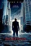 Inception Movie Poster (68,58 x 101,60 cm)