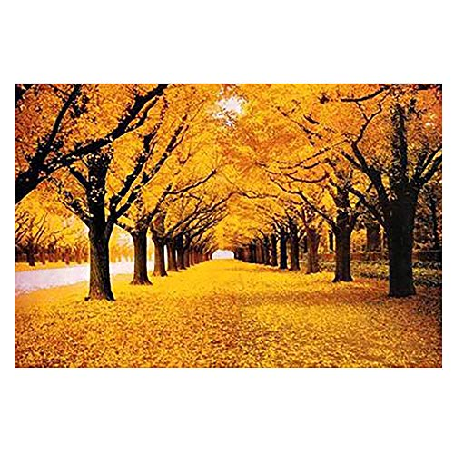 NIANMEI 1000 Piece Autumn Scenery Theme Adult Children Puzzle Best Toy for Kid Beautiful Christmas Jigsaw Wooden Puzzle