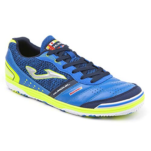 Joma Scarpe Calcetto Indoor Mundial MUNS_804 Royal