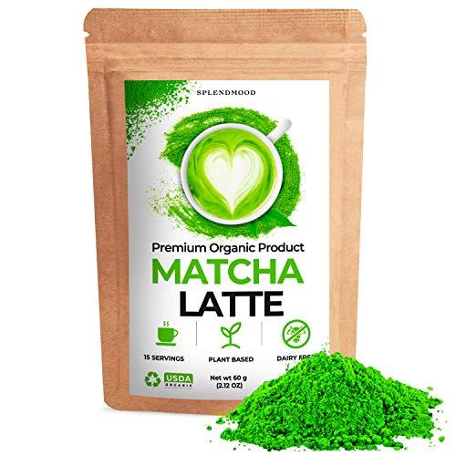 Matcha Powder and Tea