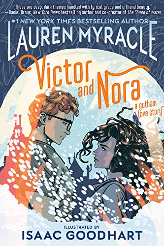 Victor and Nora: A Gotham Love Story (English Edition)