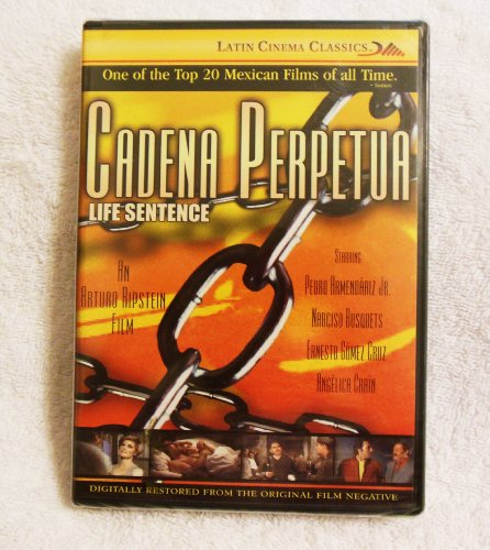Cadena perpetua [Reino Unido] [DVD]