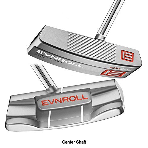 2020 Evnroll ER2CS MidBlade Putter RH Center Shaft 35 Non-Taper 1.2