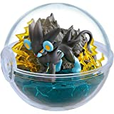 Pokemon Terrarium Collection 9 Mini Figure - Luxray