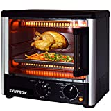 Syntrox Germany Back Chef - Mini forno da 14 litri
