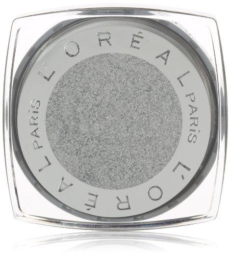 L'Oreal Paris Infallible 24Hr Eye Shadow, Silver Sky, 0.12 Ounce by L'Oreal Paris Cosmetics