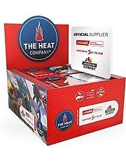 THE HEAT COMPANY Handwarmers - 10 of 40 paar - extra warm - zakwarmers - 12 uur warme handen - direct klaar voor gebruik - luchtgeactiveerd - puur natuurlijk