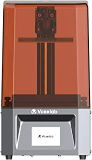 Sponsored Ad - Voxelab Proxima 3D Printer UV Photocuring Resin 3D Printer Assembled with 2K Monochrome Screen Full Graysca...