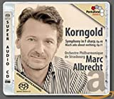 Korngold: Symphony in F/ Much Ado About Nothing Suite