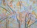 Sew Simple marmorierte Batik Quilting Stoff