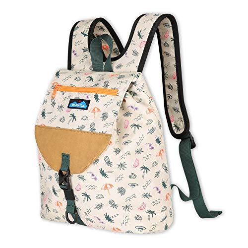 KAVU Satchel Pack Rucksack Travel Backpack-Beachscape