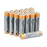 AmazonBasics AAA 1.5 Volt Performance Alkaline Batteries - Pack...