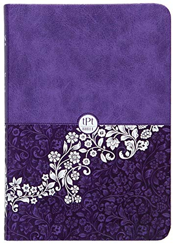 The Passion Translation New Testament (2020 Edition) Compact Violet: With Psalms, Proverbs, and Song of Songs (Faux Leather) – A Perfect Gift for Confirmation, Holidays, and More