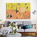 KWzEQ Paisaje Abstracto Sala de Estar decoración del hogar Moderno Arte de la Pared Pintura al óleo póster sobre Lienzo,Pintura sin Marco,80x120cm