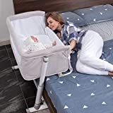 Best Baby Bassinets - Baby Bassinet,RONBEI Bedside Sleeper,Baby Bed to Bed,Babies Crib Review
