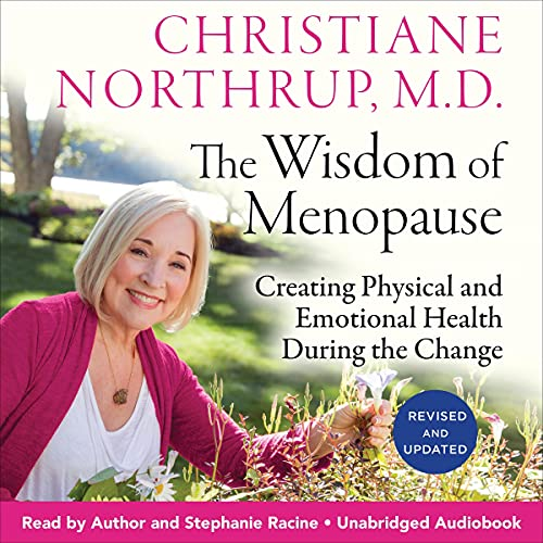 The Wisdom of Menopause, Revised and Updated cover art
