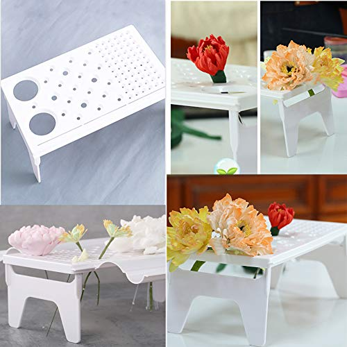 KALAIEN Gum Paste Flower Drying Rack Air Dry Stand Baking Tools Sugarcraft Fondant Flower Rack Cake Decorating Supplies