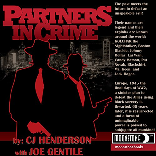 Partners in Crime cover art