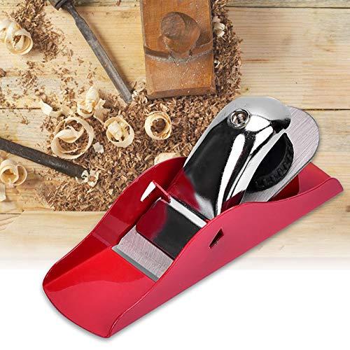 Holzbearbeitungshobel, Glättung Holz Hobel Werkzeug Kompakt Block Hand Hobel Einstellbare Blockhobel für Holz Handwerk Verarbeitung, Schnitzen, Trimmen Projekte, Tischler DIY Modellbau