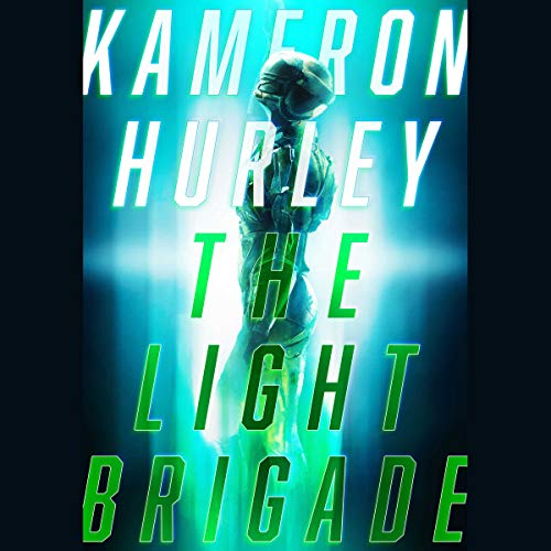 The Light Brigade audiobook cover art