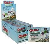Olbas Maximum Strength Sugar Free Lozenges, Black Currant Flavor 24 ea (Pack of 6)