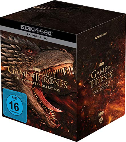 Game Of Thrones - TV Box Set [Blu-ray]
