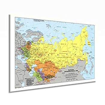 Best soviet union map Reviews