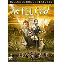 Willow (1988) w/ Bonus Features (Digital HD Film)