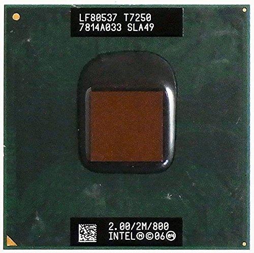 CPU / Prozessor Core 2 Duo Mobile 2GHz T7250 SLA49 LF80537 ID13406