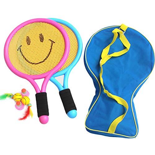 HELEVIA - Badminton- & Federballsets in As Shown, Größe Medium