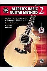Alfred's Basic Guitar Method Book 2 (Revised Edition) (Alfred's Basic Guitar Library) Kindle Edition