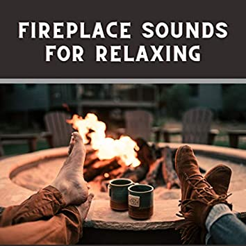 Fireplace Sounds and Crackling Fireplace for Relaxing Nights, Winter Nights Fireplace Sounds