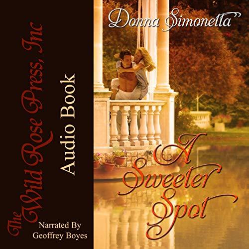 A Sweeter Spot audiobook cover art