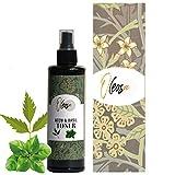 Oleosa Neem and basil Toner for Face | Toner & Mist 250 ml Natural Toner Spray All Skin Type| Made in India