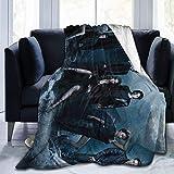 Erwachsene Kinder Männer Frauen Weiche Decke wirft I a n So mer hal der 3D-Druck Dekorative Tagesdecke Herbst für Couch Bett Sofa Fleece Plüsch Decke 50 'x 40' die ganze Saison