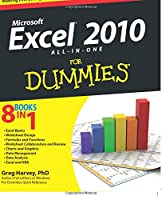 Excel 2010 All-in-One For Dummies (For Dummies Series)