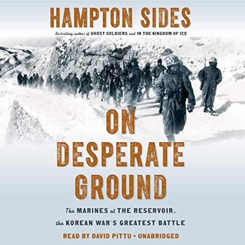 On Desperate Ground Titelbild