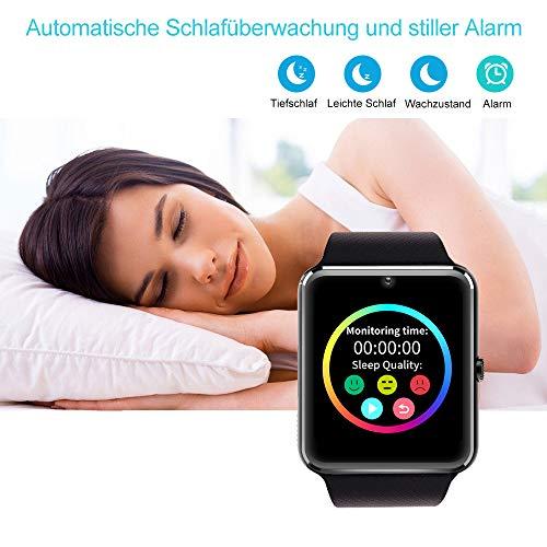 YAMAY® Bluetooth Smartwatch - 3