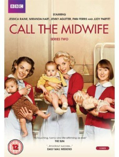 Call the Midwife - Series 2 [3 DVDs]