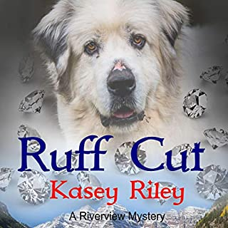 Ruff Cut audiobook cover art