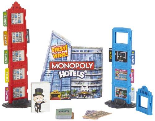 Monopoly Hotels - Spiel