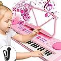 Barn piano tangentbord, 61 tangenter multifunktion…