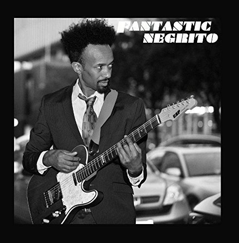 Fantastic Negrito EP by Blackball Universe