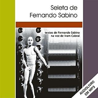Seleta de Fernando Sabino [Portuguese Edition] cover art