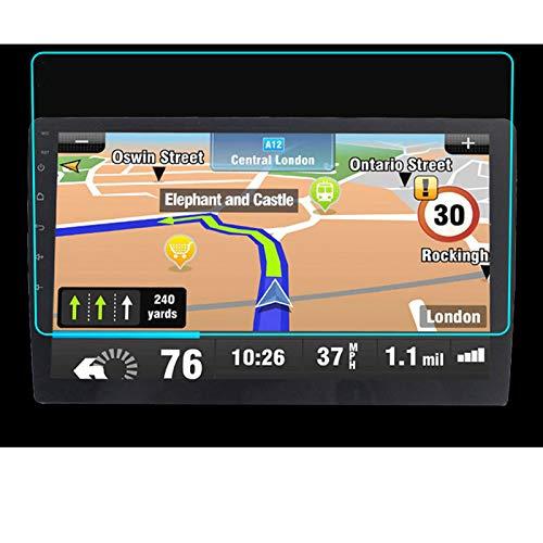 NsbsXs Pantalla de navegación GPS,para Hyundai Kona Encino Accesorios 2018 2019 año navegación GPS para Coche película de Pantalla de Vidrio Templado Pegatina
