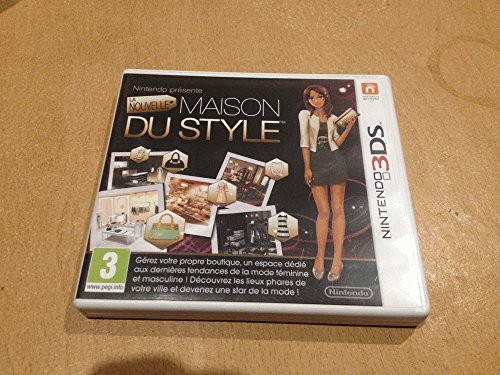 New Style Boutique 3DS [Importación Inglesa]