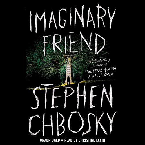 Imaginary Friend audiobook cover art