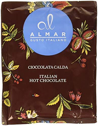 Almar Cioccolata Calda Cortina monoporzione 25x30g - gusto ARANCIA E CANNELLA