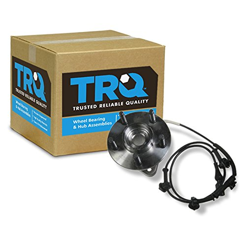 TRQ 4x4 4WD Front Wheel Hub & Bearing for Ford Ranger Mazda Pickup Truck w/ABS