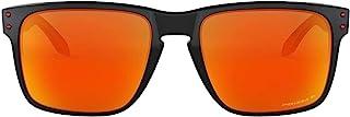 راي بان هولبروك للرجال XL 941704 نظارات شمسية اسود/بريسمروبي, 59
